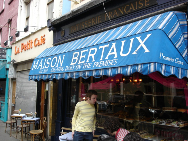 Maison Bertaux, 26. april 2006