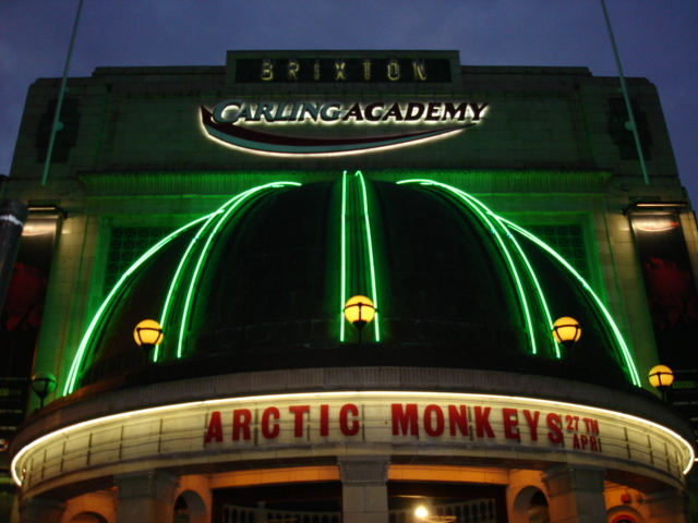 Brixton Academy, 27. april 2006