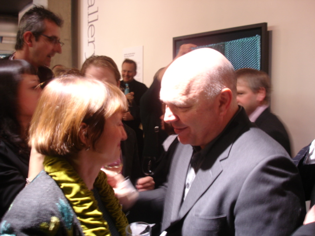 BFI Southbank, 13. marec 2007, Tessa Jowell in Anthony Minghella