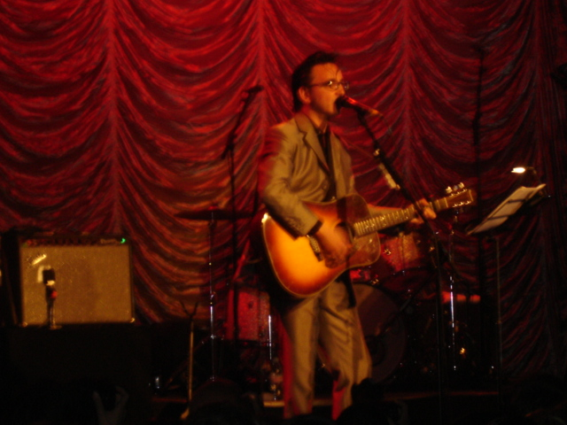Richard Hawley, 4. september 2007