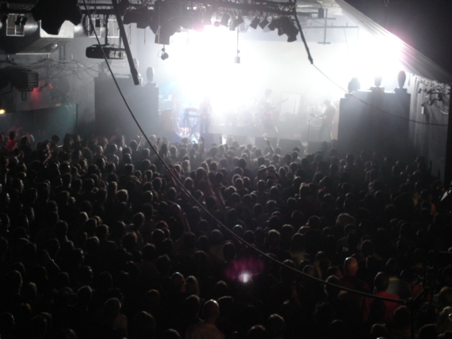 Electric Ballroom, 12. september 2007, The Go! Team