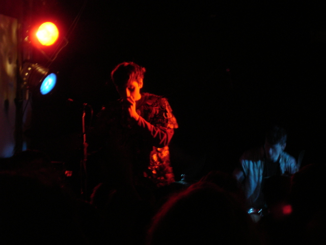 These New Puritans, 93 Feet East, 30. april 2008