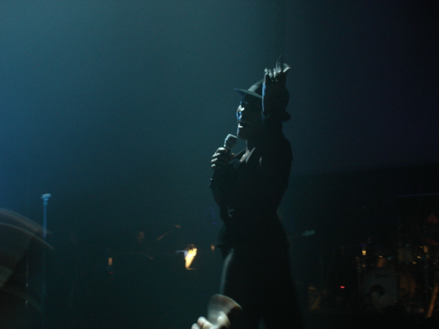 Grace Jones, Royal Festival Hall, 19. junij 2008