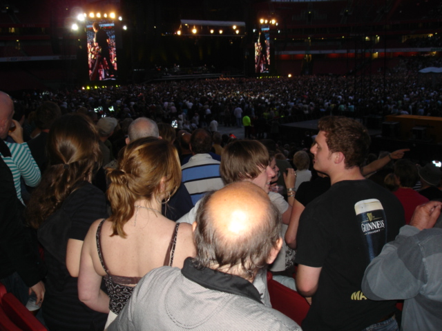 Bruce Springsteen, Arsenal Stadium, 31. maj 2008